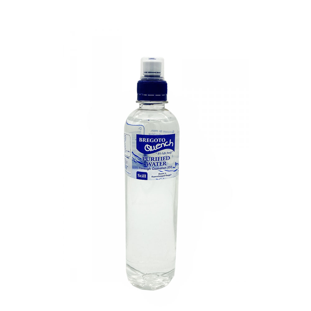 bregoto 500ml sports cap still water