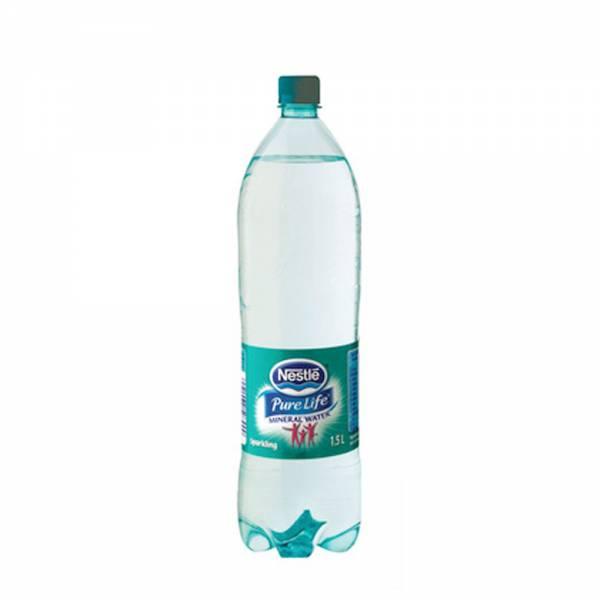 nestle purelife sparkling water 1.5 litre