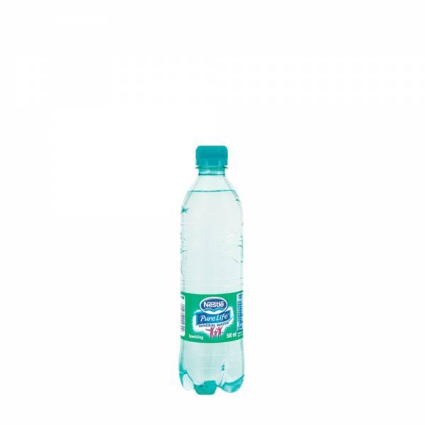 nestle purelife sparkling water 500ml