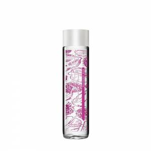 voss raspberry rose sparkling water 375ml