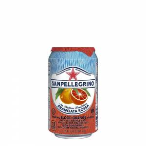 san pellegrino blood orange flavoured sparkling beverage 330ml
