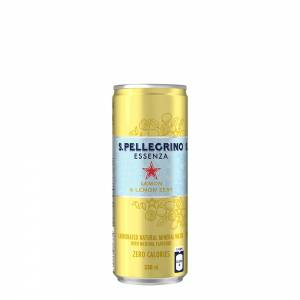 san pellegrino essenza lemon lime zest 330ml