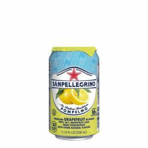 san pellegrino grapefruit flavoured sparkling beverage 330ml