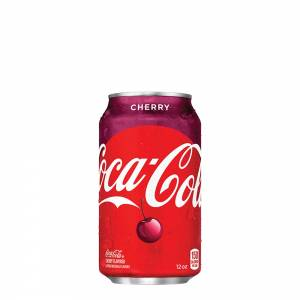 coca cola cherry soda 330ml