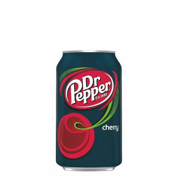 dr pepper cherry soda 330ml
