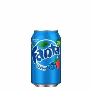 fanta berry caffeine free 330ml