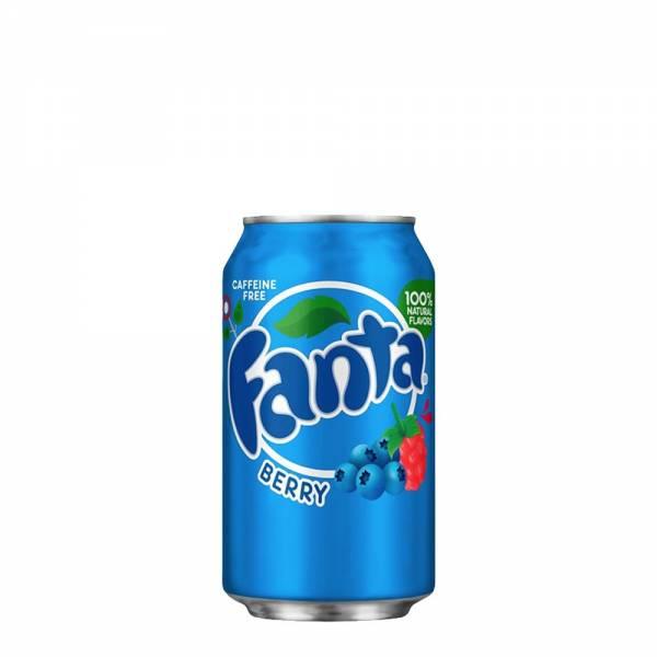 fanta berry caffeine free 330ml