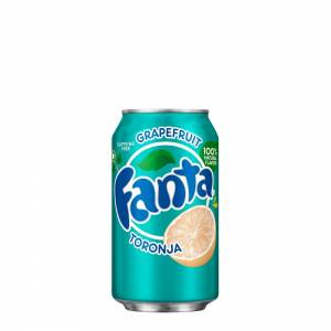 fanta grapefruit caffeine free 330ml