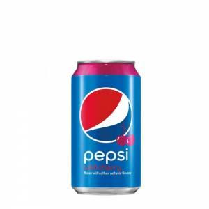 pepsi wild cherry soda 330ml