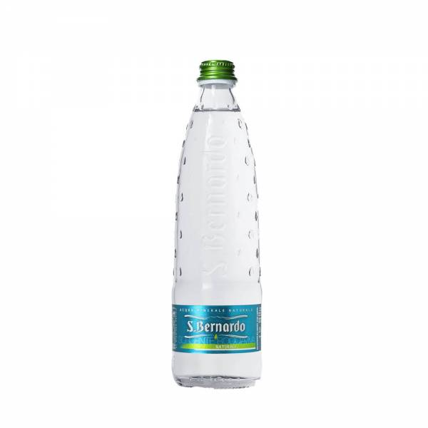 san bernardo spring still water 1 litre glass