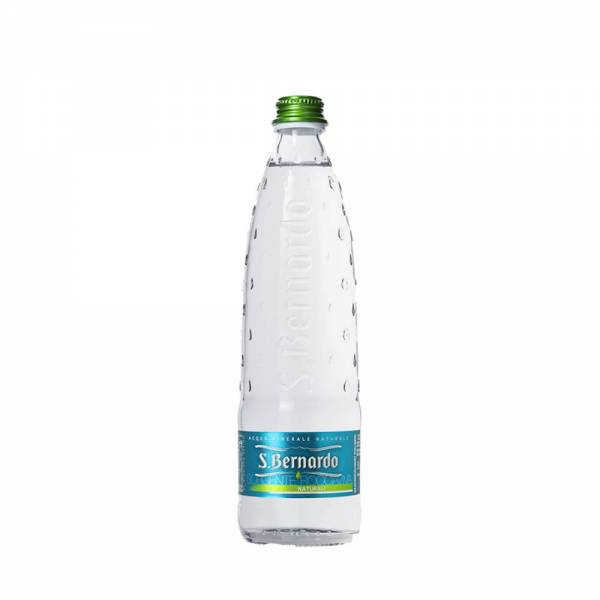 san bernardo spring still water 750ml glass
