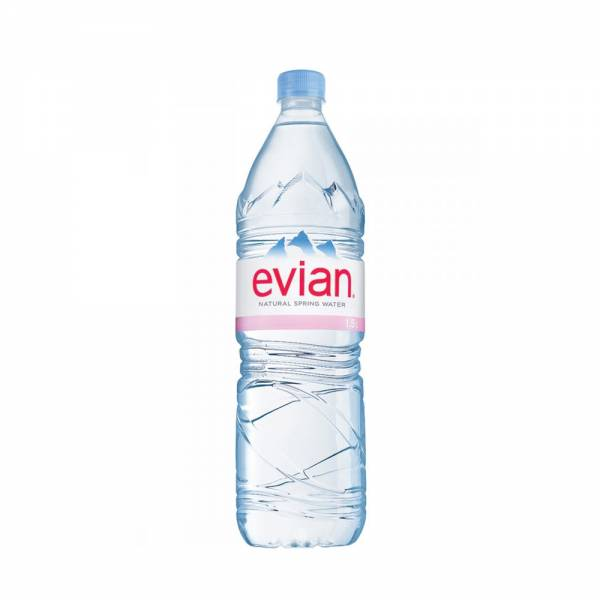 evian still water 1.5litre